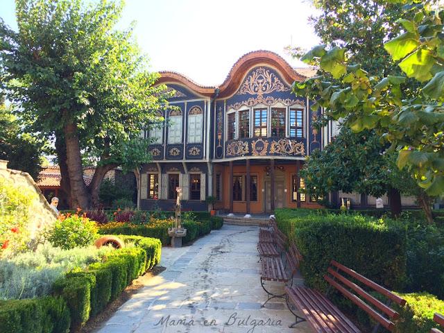 Museo Etnográfico de Plovdiv, Bulgaria, casco antiguo