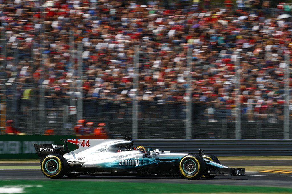 GP ITALIA F1: Hamilton stravince e scavalca la Ferrari di Vettel in classifica | Motori