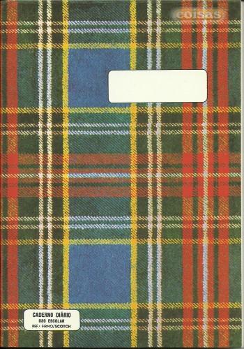 ... dos Cadernos Escolares Scotch