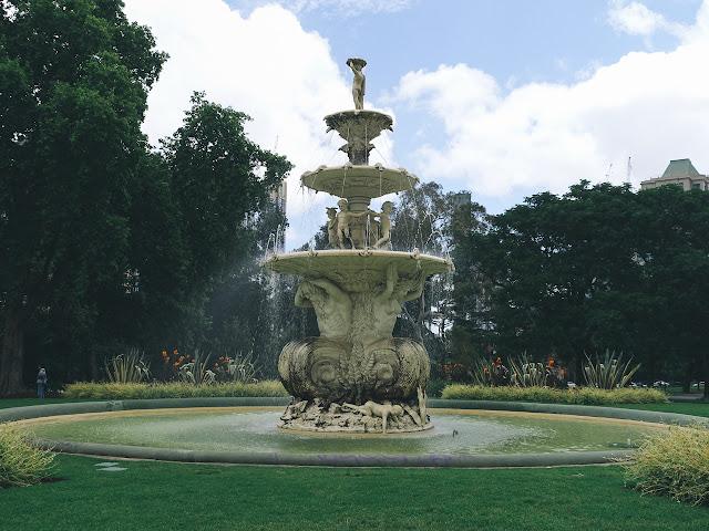 カールトン庭園(Carlton Gardens)