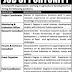 Public Sector Organization Islamabad Jobs