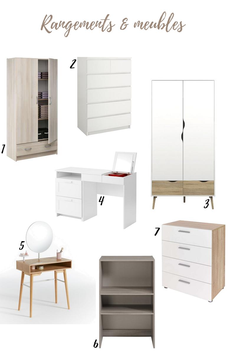 rangements & meubles