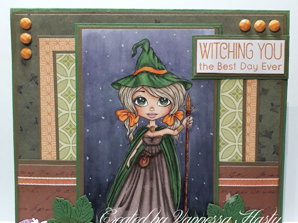 When is a witch not for Hallowe'en?