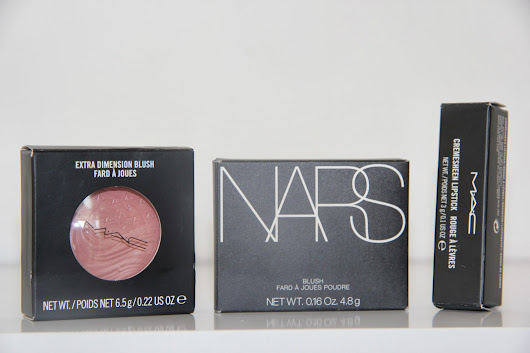 MAC Magnetic nude and NARS Final cut