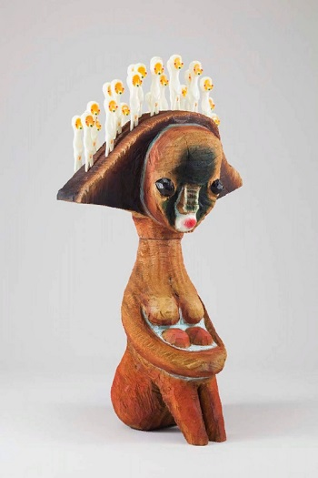 Izumi Kato - Sin Titulo - 2012 | imagenes de obras de arte contemporaneo bellas | cool stuff, art pictures | kunst