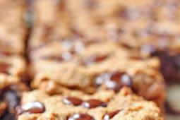 PALEO PUMPKIN CHOCOLATE CHIP BLONDIES