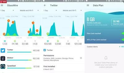 controllare consumo dati