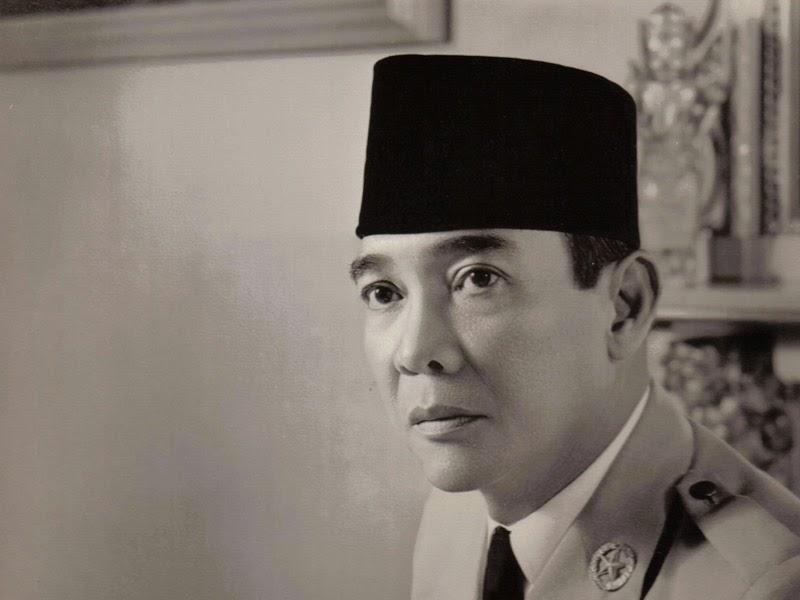 Profil dan Biografi Presiden Soekarno