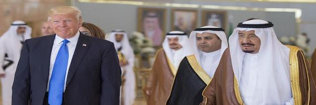 زيارة ترامب اليوم للسعودية تؤكد التزام أمريكا بأمن الخليج
