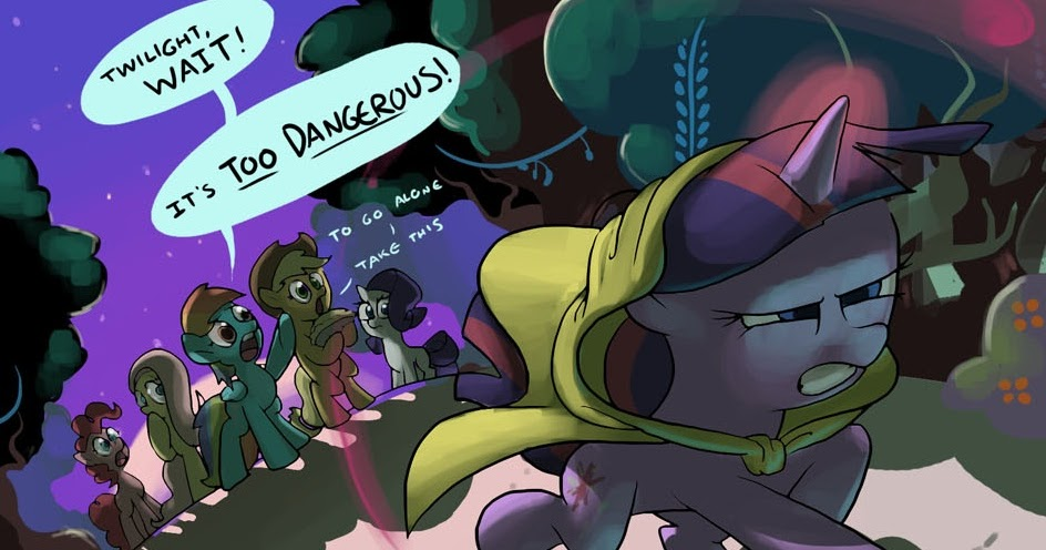 Equestria Daily Mlp Stuff Comic The Ponyvillage