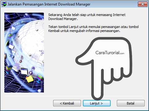 install idm