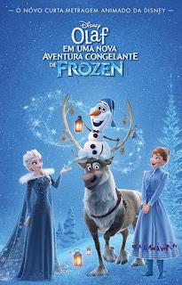 Olaf: Em Uma Nova Aventura Congelante de Frozen - HDRip Dual Áudio