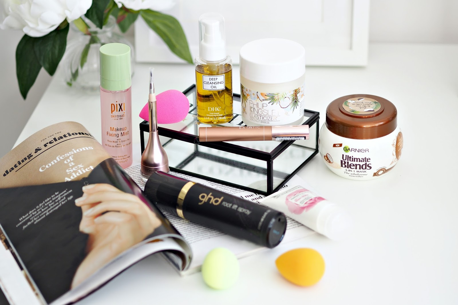 makeup and beauty July favourites