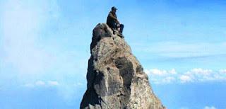 Ery yunanto, tragedi selfi, selfie di merapi, selfi di gunung