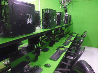 Proses Finishing D&R Game Online, Game Centre Cirebon, iCafe Cirebon, Game Online Cirebon