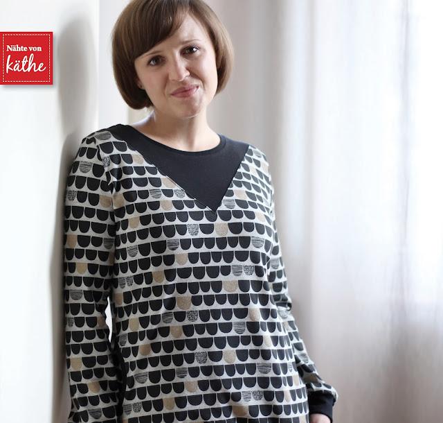 """Pullover Ida vom Kreativlabor Berlin aus """"me"""" von Enemenemeins"""