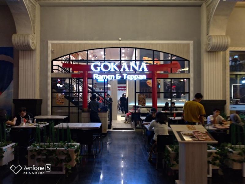 Menikmati Ramen Jepang Gokana & Teppan Paling Mantab