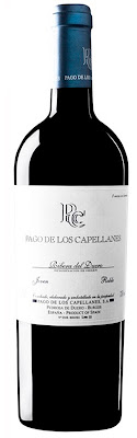 Pago Capellanes Roble 2012