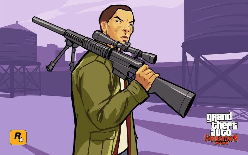 GTA Chinatown Wars v1.01 / MOD Latest Download
