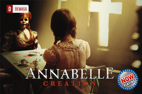 Film ANNABELLE: CREATION Bioskop