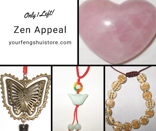 October 2018 Feng Shui Consultants of Boca Raton ~ Zen Appeal Newsletter