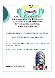 SEGUINOS EN LA RADIO LOS VIERNES DE 10 A 11 AM