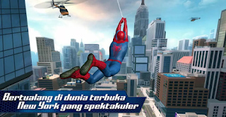 The Amazing Spiderman 2 Apk Data Obb - Free Download Android Game