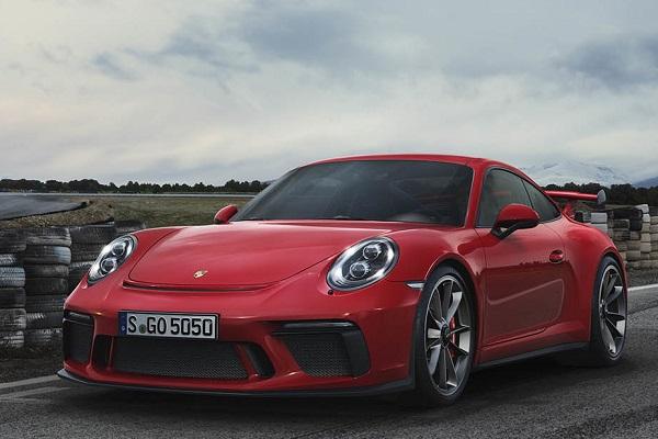 Porsche 911 GT3 2017 Nürburgring Nordschleife