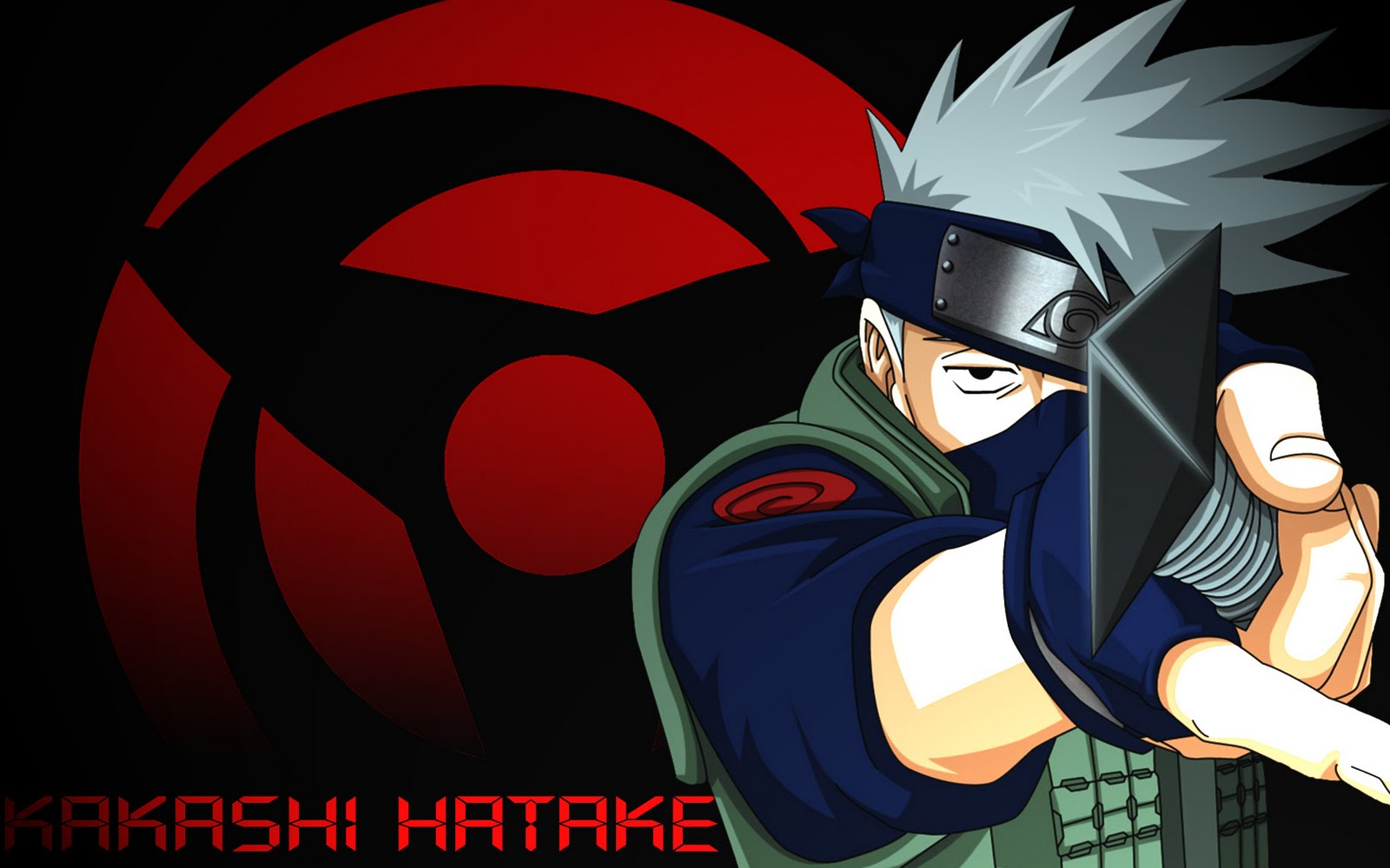 Kakashi Hatake Wallpaper by banditajj4wallpaperart