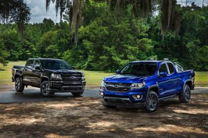 Chevrolet Colorado 2018 Review, Specs, Price