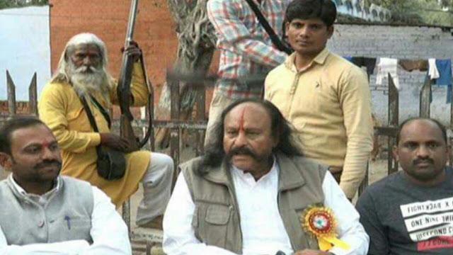 Breaking news बीहड़ के 'राजा' डाकू मलखान सिंह का एलान, 'सरकार कहे तो 700 साथियों के साथ पाकिस्तान का