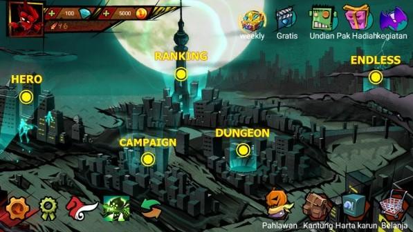 Zombie Avengers Stickman War Z Mod APK