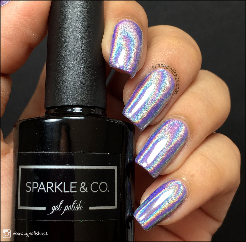 Crazy Polishes - nail arts, swatches, reviews