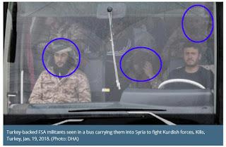 αυτοσυγκράτηση της Τουρκίας στη Συρία