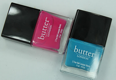 Butter London Pop Art Collection Keks & Primrose Hill Picnic