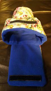 Hand Sewn custom digital camera bag