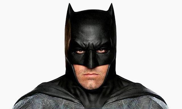 Anda Ingin Menjadi Batman