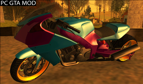 Free Download GTA V Shitzu Hakuchou Drag Mod for GTA San Andreas.