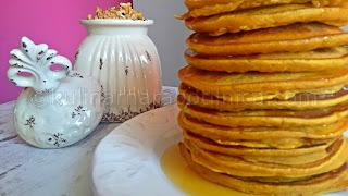 Сладки тиквени питки - рецепта