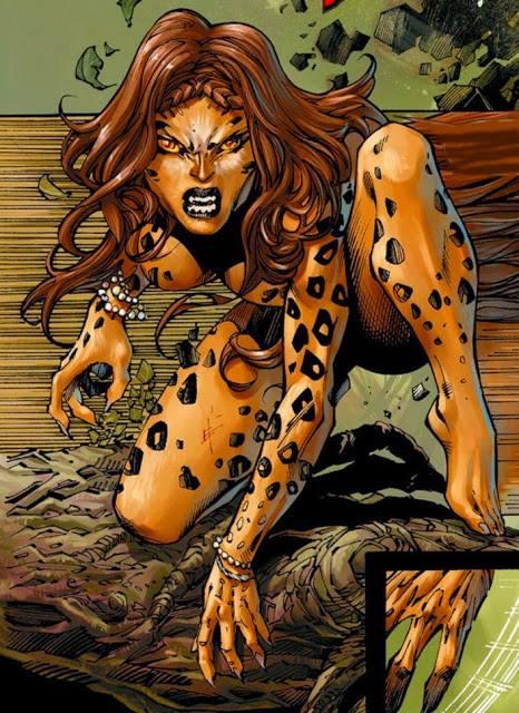 A Mulher Leopardo (CHEETAH) 1943