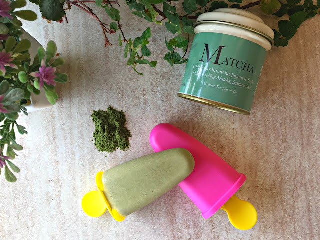 Fitness And Chicness-Avocado Matcha Coconut Bowl and Popsicles-2
