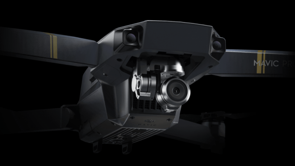 Камера дрона DJI Mavic