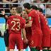 Portugal empata com Irã mas avança às oitavas da Copa do Mundo