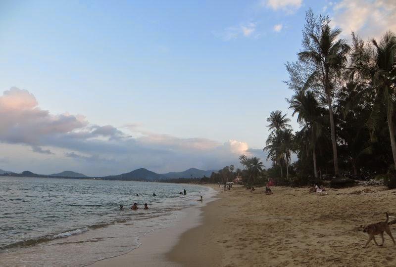 Пляж Маенам Таиланд