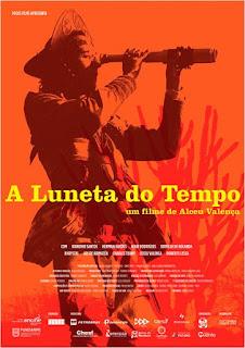 """Poster do filme """"A Luneta do Tempo"""""""