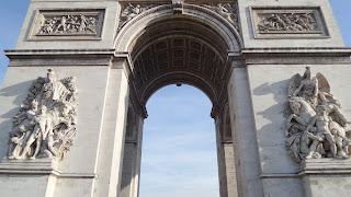 Arco+trionfo+Parigi