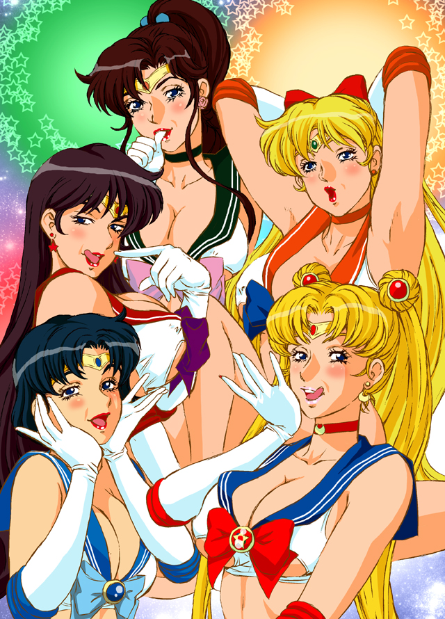 fanfiction sailor moon hentai