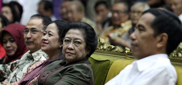 Sekjen PDIP: Pencalonan Jokowi Ada Di Tangan Megawati