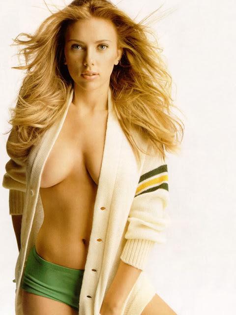 Scarlett Johansson lista de judios de hollywood
