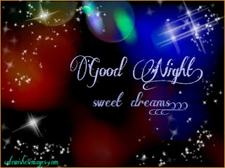 Good night greeting images